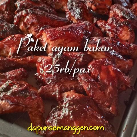 Nasi Kotak Ayam Bakar Jakarta selatan