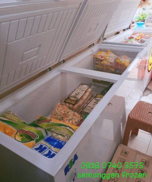 Asem Baris Frozen food lengkap kebon baru tebet