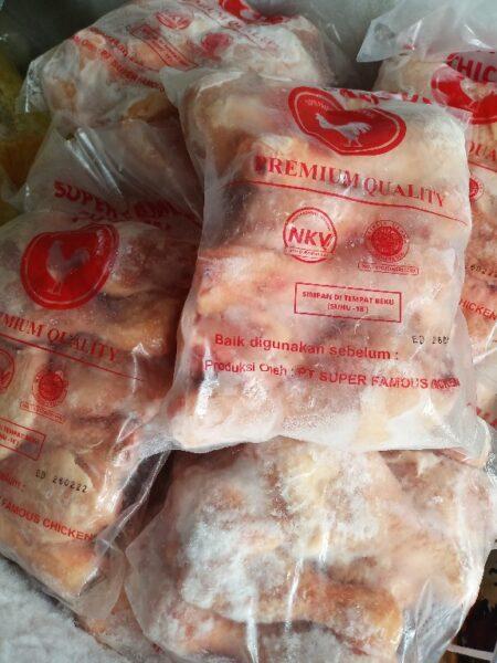 Ayam Potong Frozen tebet asem baris