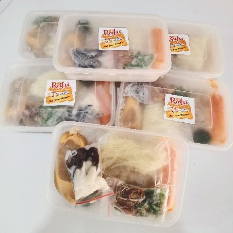 Tekwan Ratu Food Frozen Tebet